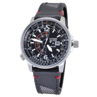 Citizen Men's BJ7017-09E Nighthawk Promaster Grey Watch