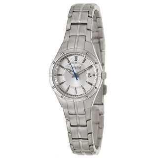 Caravelle by Bulova Women's 43M103 'Dress' Stainless Steel Japanese Quartz Watch