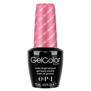 OPI Kiss Me Brazilian GelColor