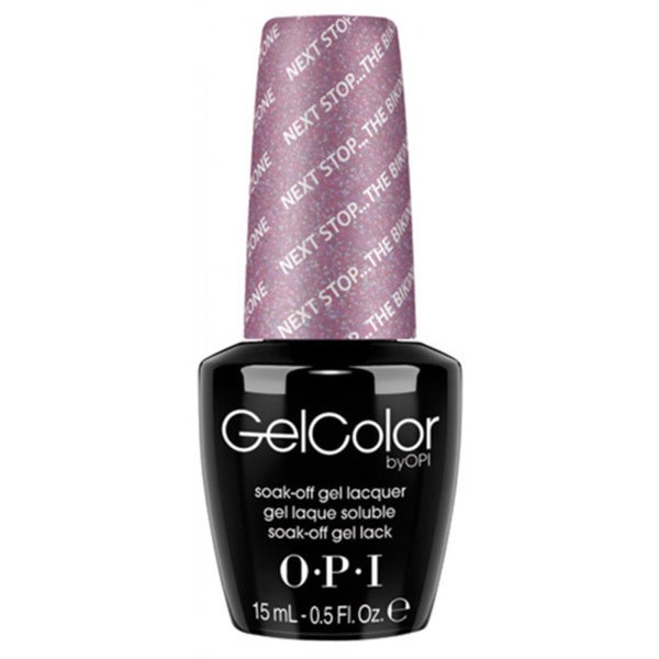 OPI 'Next Stop...The Bikini Zone' GelColor