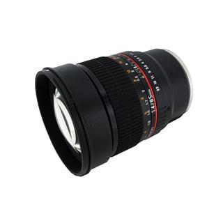 Rokinon 85mm F1.4 Fuji X Aspherical Lens