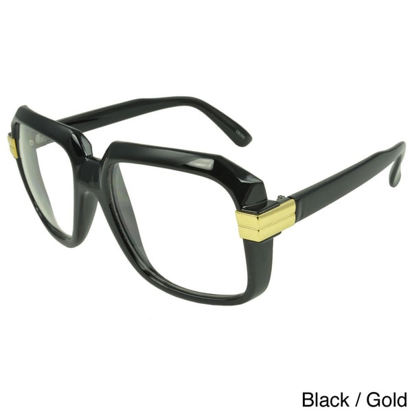 EPICEyewear 'Eaglewood' Clear Lens Square Fashion Sunglasses