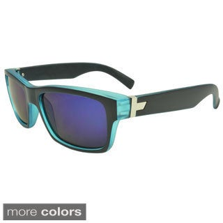 EPICEyewear 'Singingwood' Square Colored Fashion Sunglasses