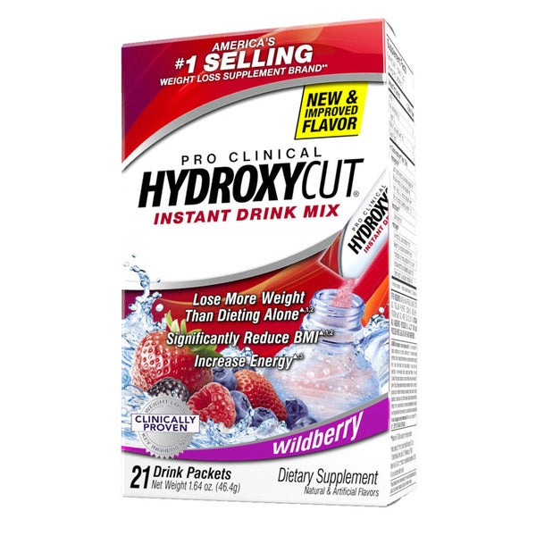 hydroxycut instructions for use