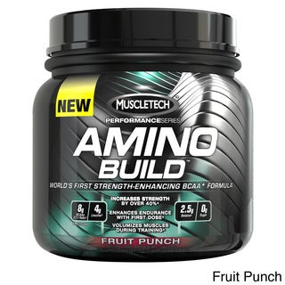 MuscleTech Amino Build Dietary Supplement