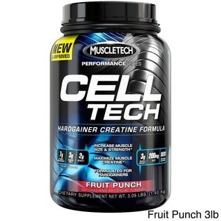 MuscleTech Cell-Tech Performance Series Dietary Supplement
