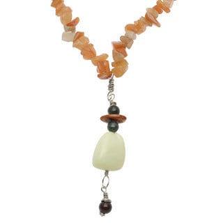 Karla Patin Multi-gemstone Necklace