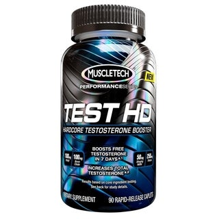 MuscleTech Test HD 90-count Testosterone Booster