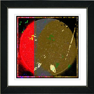 Zhee Singer 'Moment of Conjunction' Framed Fine Art Print