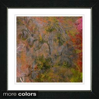 Zhee Singer 'Dusk Liana' Framed Fine Art Print