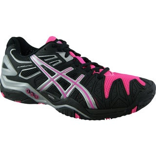 Asics Women's Gel Resolution 5 Tennis Shoes