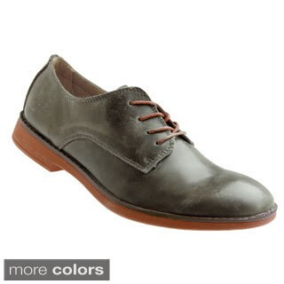 Hey Dude 'Volterra' Leather Derby Shoes