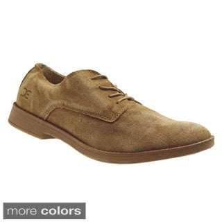 Hey Dude Men's 'Volterra' Suede Lace-up Shoes