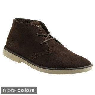 Hey Dude Shoes Men's 'Torino' Suede Desert Boots
