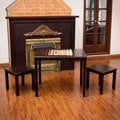 Christopher Knight Home Braxton 3 Piece Wood Table Set
