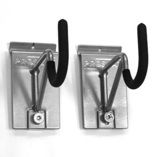 Proslat Super-duty Locking Bike Hook (Set of 2)