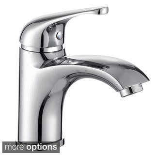 Elite Luxury Short Single-handle Bathroom Lavatory Faucet