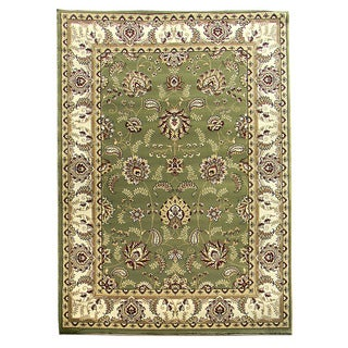 Tiffany 162 Sage Green Area Rug (5'x7')