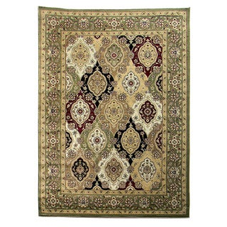 Tiffany 164 Sage Green Area Rug (5'x7')