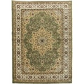 Tiffany 160 Sage Green Area Rug (5'x7')