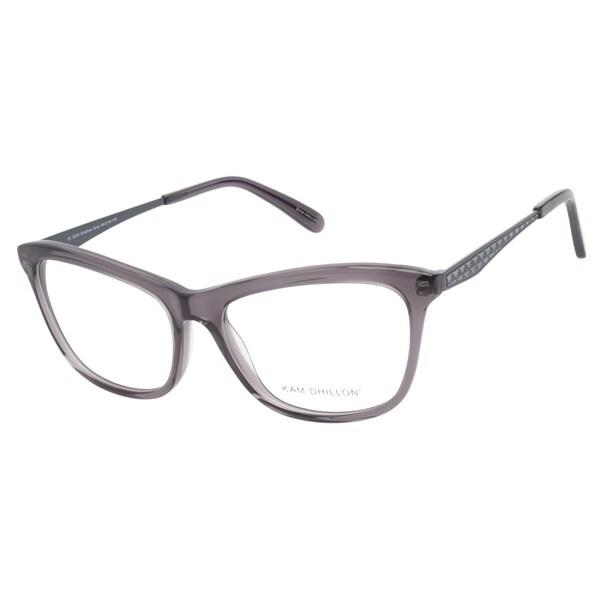 Kam Dhillon 3053 Shadow Grey Prescription Eyeglasses