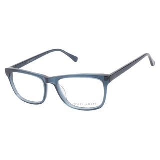 Joseph Marc 4114 Azure Blue Prescription Eyeglasses