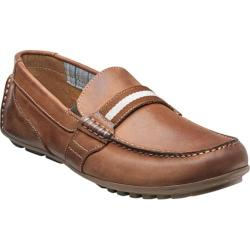 Men's Nunn Bush Slinger Tan Leather