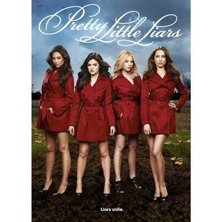 Pretty Little Liars: The Complete Fourth Season (DVD)