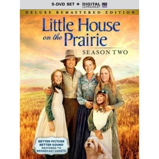 Little House On the Prairie: Season Two (DVD) 12508132
