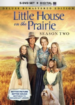 Little House On the Prairie: Season Two (DVD)