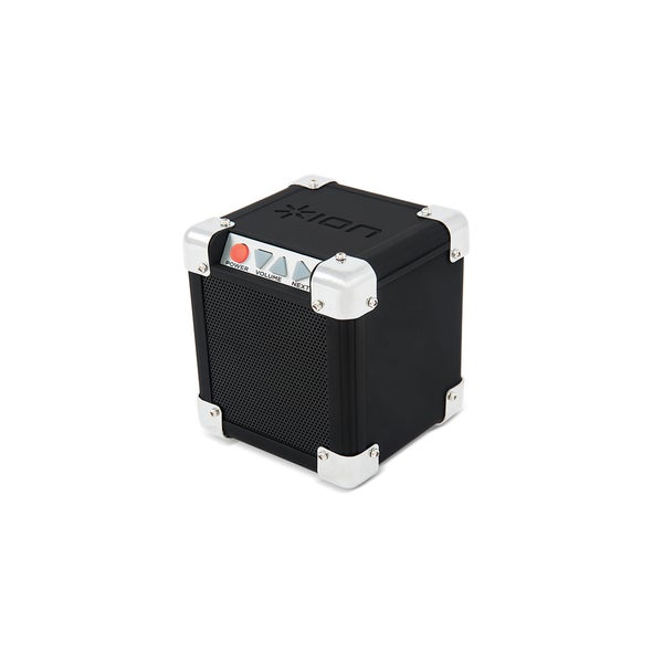 Ion Audio Speaker System - Wireless Speaker(s) - Black