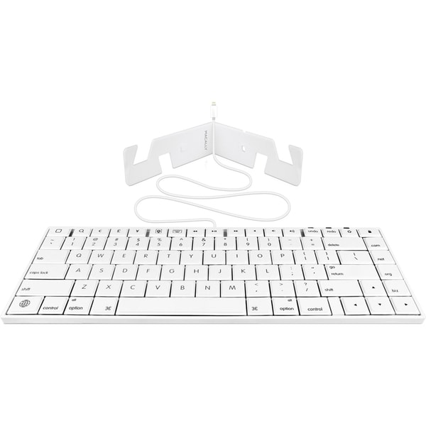 Macally Lightning Wired Keyboard