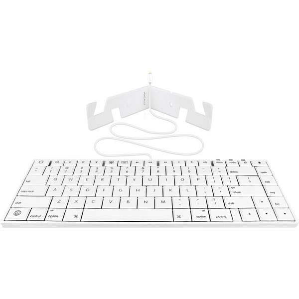 Macally Lightning Wired Keyboard
