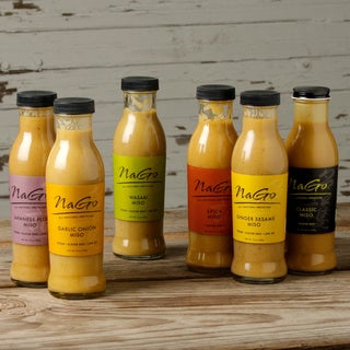 Nago All Natural Miso Dressings Variety (Pack of 6)
