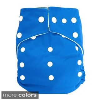 Kawaii Baby Cross-over Squared Tab Snap Diaper