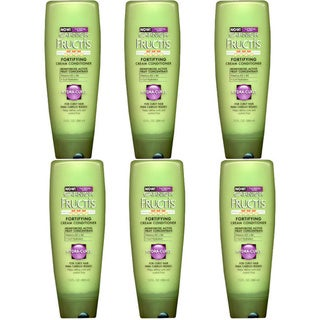 Garnier Fructis Hydra-Curls Fortifying 13-ounce Cream Conditioner (Pack of 6)