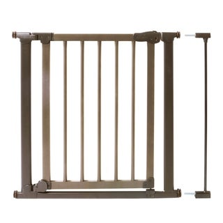 Evenflo Home Decor Walk-Thru Pressure Mount Gate