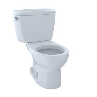 Toto 'Drake G-Max' Round Cotton White Toilet