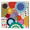 Lisa Kesler 'Fiesta 3' Canvas Art