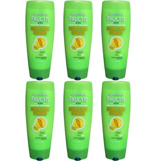 Garnier Fructis Hair Fortifying 13-ounce Cream Conditioner (Pack of 6)