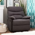 Tucker Charcoal Grey Recliner