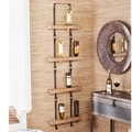 Upton Home Serena Wall Mount Wine Storage