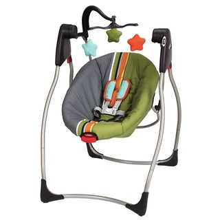 Graco Comfy Cove Swing in Gecko
