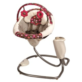 Graco Sweet Snuggle Infant Soothing Swing in Whitney