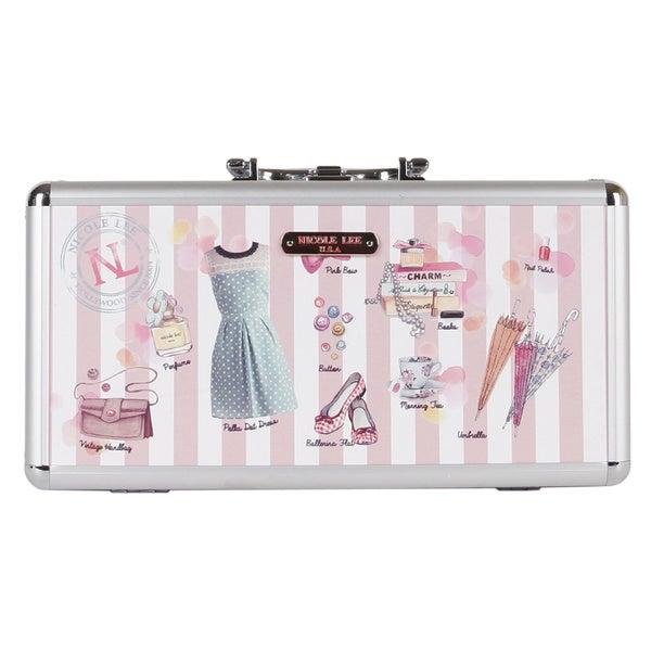 Nicole Lee Doll House Priscilla Brush Case