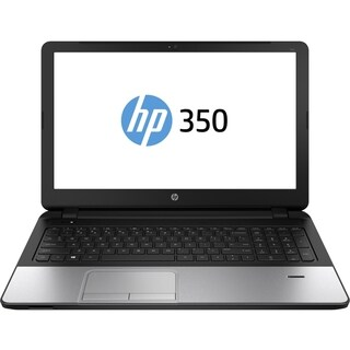 "HP 350 G1 15.6"" LED Notebook - Intel Core i5 i5-4200U 1.60 GHz - Silv"