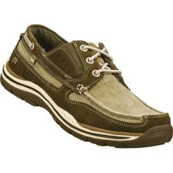 Men's Skechers Relaxed Fit Expected Pristine Brown