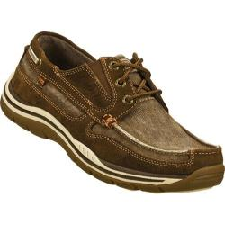 Men's Skechers Relaxed Fit Expected Pristine Cocoa