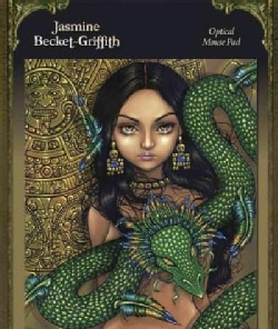 Priestess of Quetzalcoatl Mousepad (Cards)
