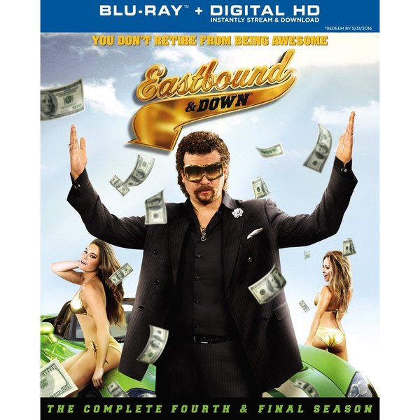 Eastbound & Down: The Complete Fourth Season (Blu-ray Disc) 12512530